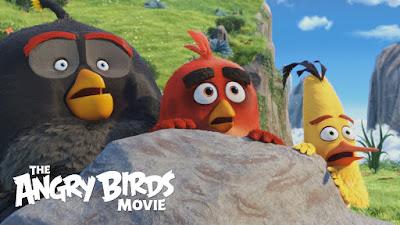 Tahukah Anda Lagu Tema Filem Angry Birds The Movie Dinyanyikan Oleh Penyanyi Malaysia