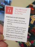 Dec 11: Jesus Ministered to Children and So Can You