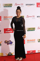 Vennela in Transparent Black Skin Tight Backless Stunning Dress at Mirchi Music Awards South 2017 ~  Exclusive Celebrities Galleries 031.JPG