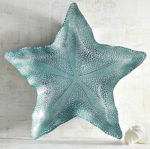 Blue Starfish Platter