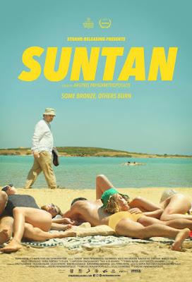 Suntan Poster