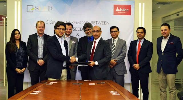 """Jubilee Life collaborates with Prince's Trust International and SEED Ventures for """"Enterprise Challenge Pakistan"""""""