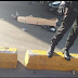 Matan hombre en la avenida Padre Castellanos