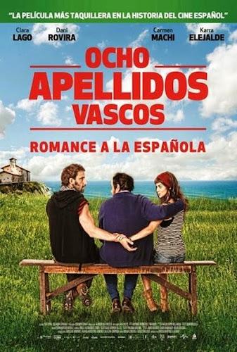 Ocho Apellidos Vascos DVDRip Castellano
