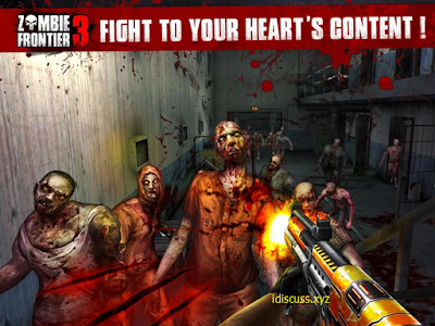 Zombie frontier 3 gold and money apk