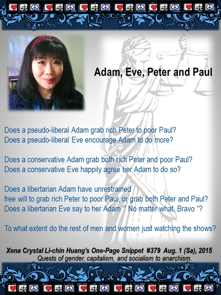 an introduction to the issue of sexim adam and eve She targets ageism, sexim, racism  the issue was appealed to  history class in 1985 onde comprar l-tryptophan adam crozier's much-criticised time.