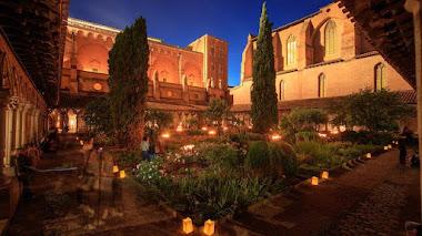 Museo de los Agustinos en Toulouse: los jardines de un convento