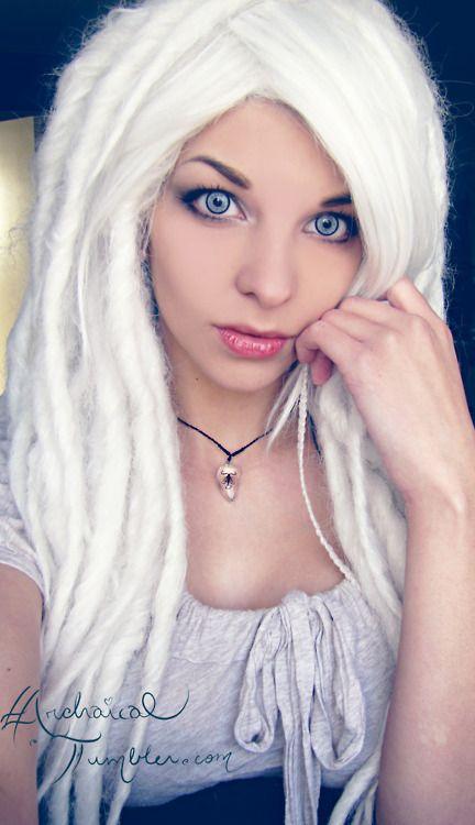 Astonishing White Hairstyles! - The HairCut Web