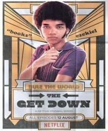 The Get Down Torrent 2016 Dublada 720p HD WEBrip
