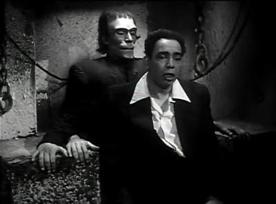 Haram Alek Aka Ismail Yassin Meets Frankenstein Egypt 1954