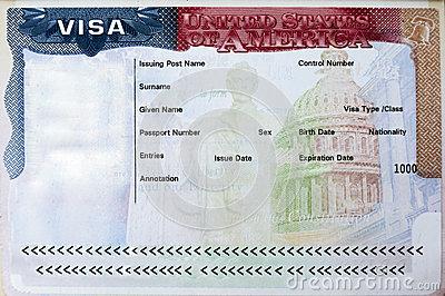 Pengurusan Visa Amerika