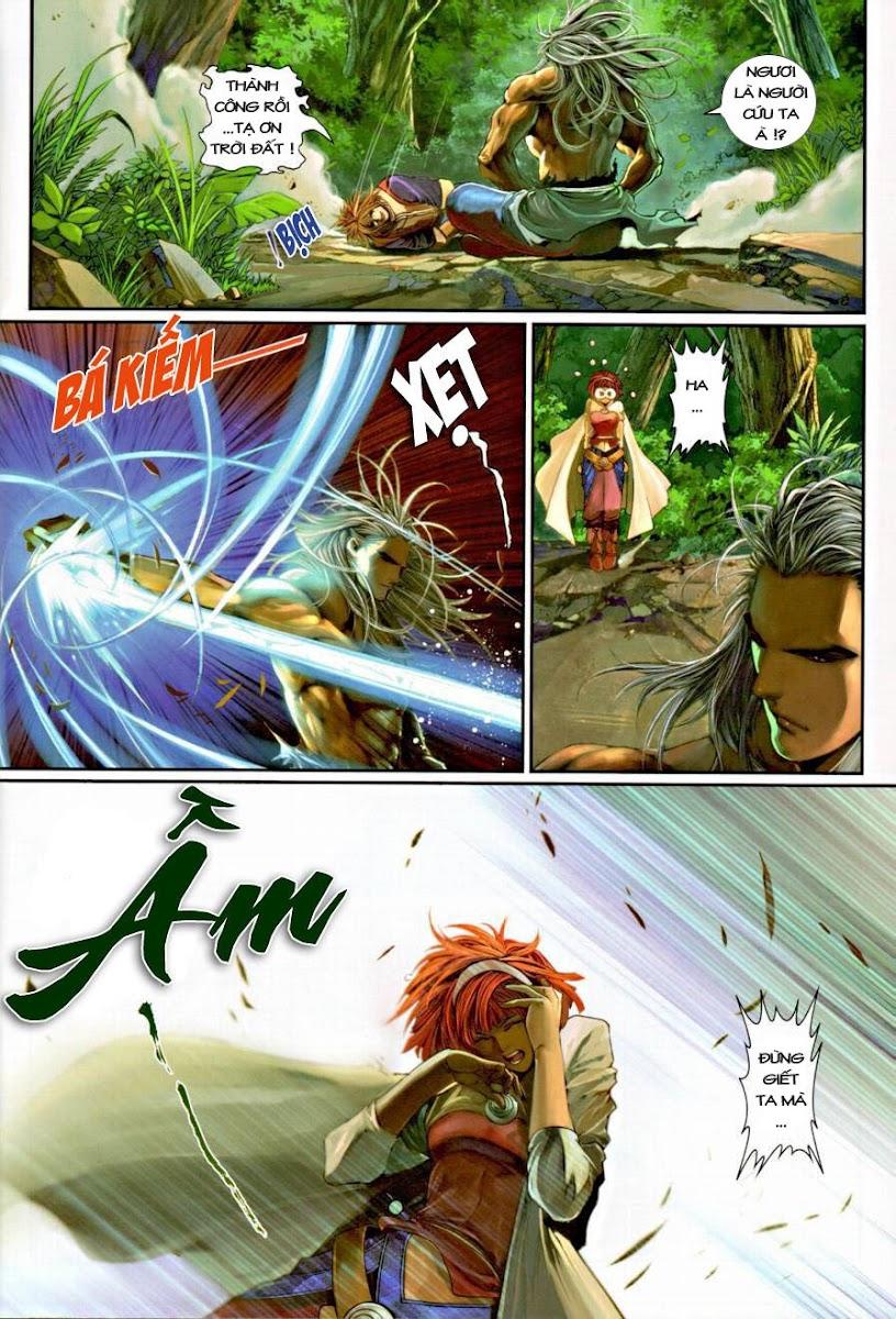 Ôn Thụy An Quần Hiệp Truyện chap 7 trang 18