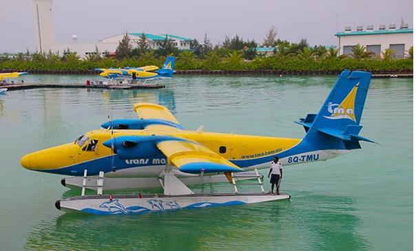 Take a floatplane ride