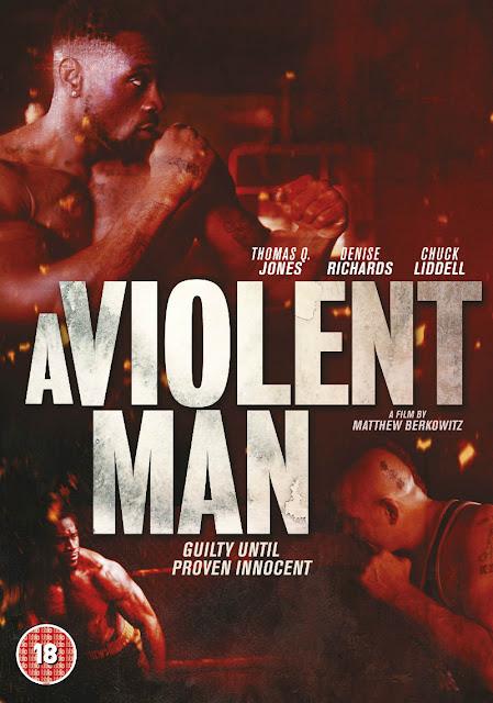 a violent man dvd
