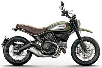 Harga Ducati Scrambler Urban Enduro