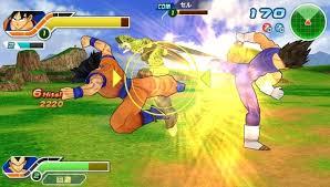 Download Dragon Ball Z Tenkaichi Tag Tim MOD Ultra v6 ISO PPSSPP