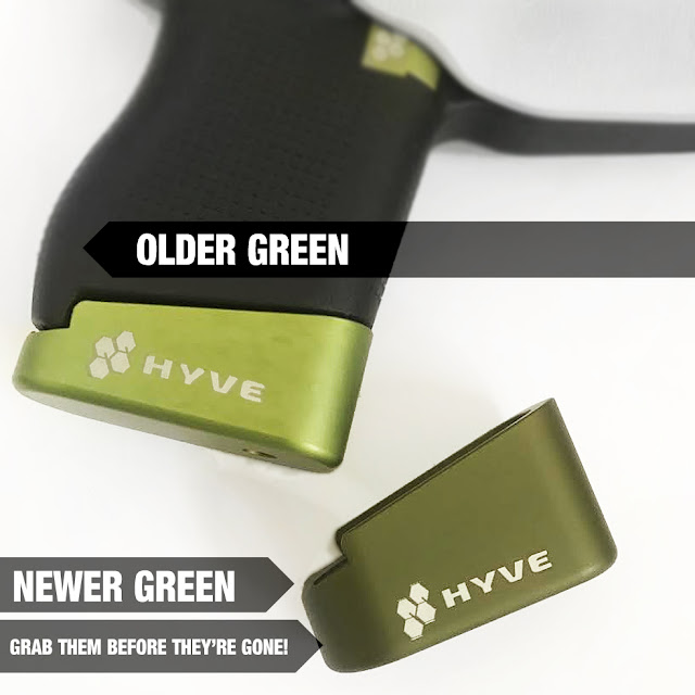 http://www.daraholsters.com/hyve-technologies-glock-43-2-mag-extension-green/
