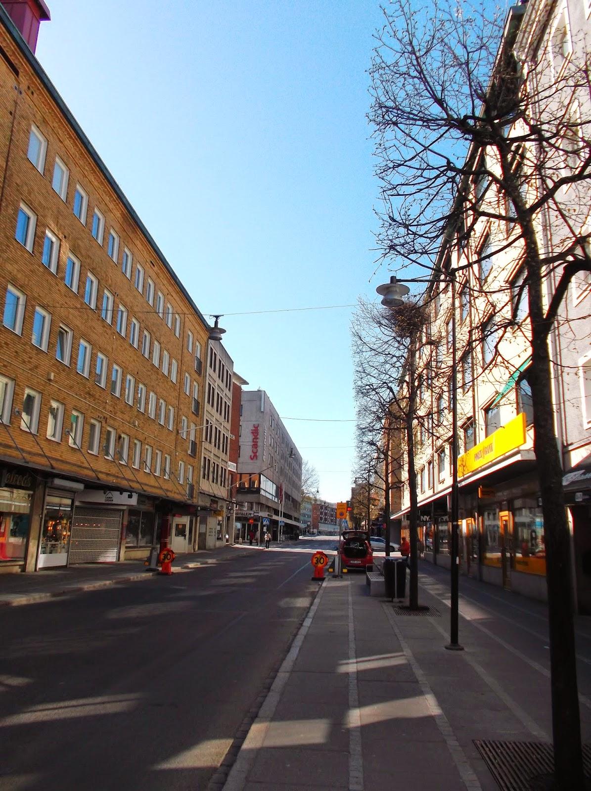 Jönköping University Accommodations for International Students Dormitory Delta House