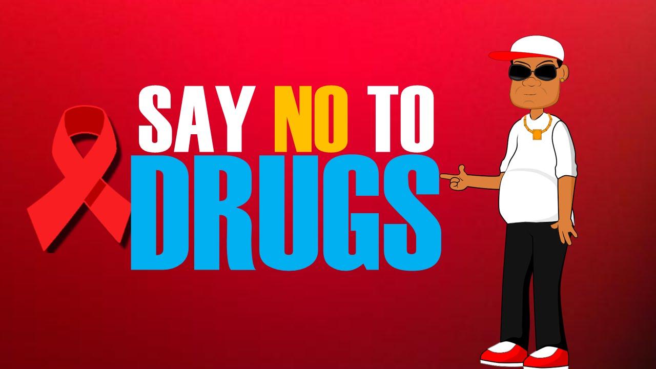 Ayo Hidup Sehat Tanpa Narkoba
