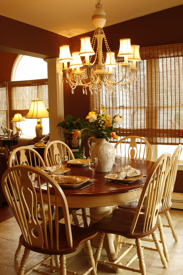 French Country Dining Room Colors