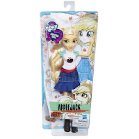 My Little Pony Equestria Girls Classic Style 11-inch Fashion Doll - Applejack