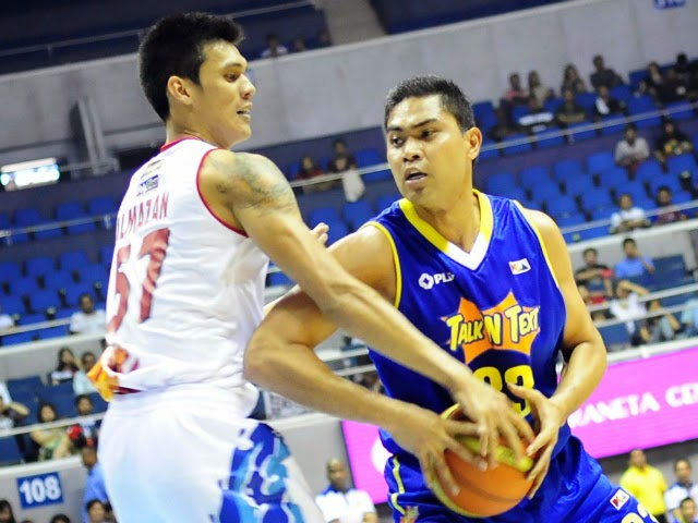 Ranidel De Ocampo had a 30-point conference high in a win over the Elasto Painters