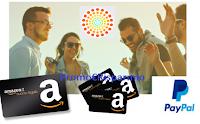 Logo LifePoints Panel: ripaga su PayPal o con buoni Amazon Zalando, La Feltrinelli, ecc in pochi giorni!