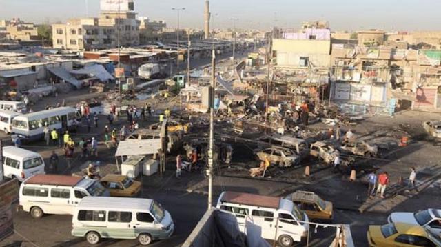 Rocket attack hits Baghdad's Green Zone amid escalating tensions: reports