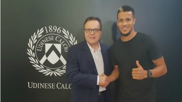 OFFICIAL: Udinese complete William Troost-Ekong signing