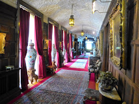 The Picture Corridor, Polesden Lacey