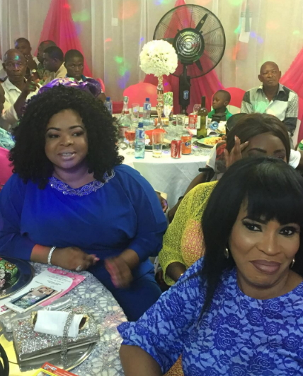 nollywood celebrities iyabo ojo pinkies foundation