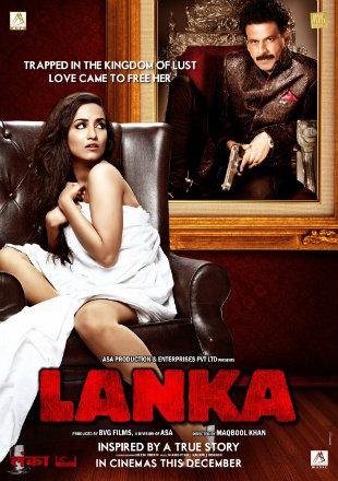 Lanka 2011 Hindi 720p HDRip x264 800MB