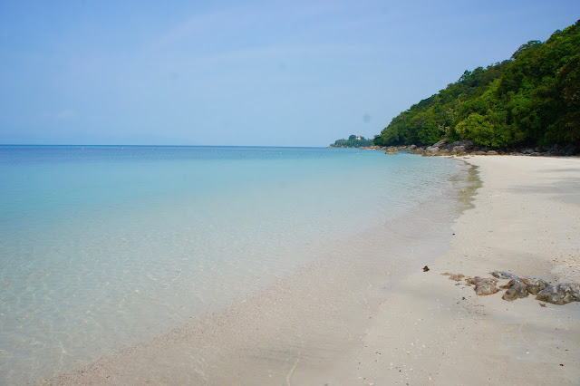 Private Beach in Thailand