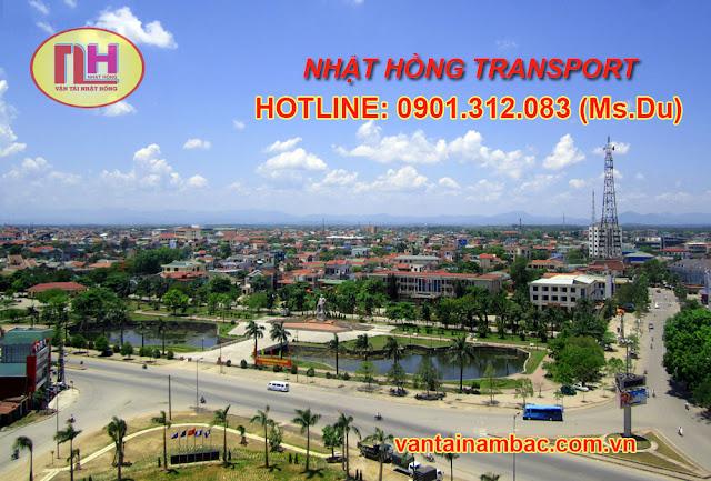 Vận chuyển hàng hóa từ Tphcm đi Bình Định