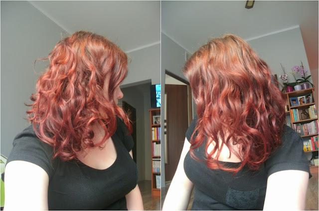 Wiśniowa niedziela dla włosów: olej z pestek wiśni i kallos cherry