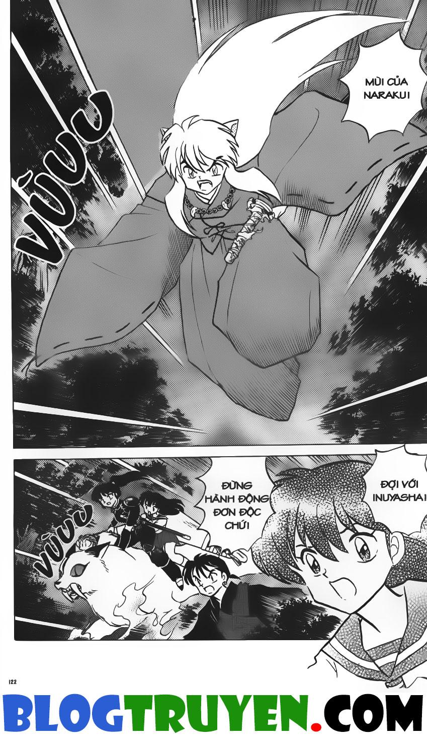 Inuyasha vol 17.7 trang 11
