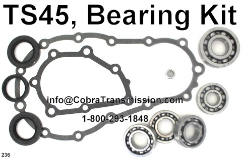 Cobra Transmission Parts 1-800-293-1848: TS45 Suzuki