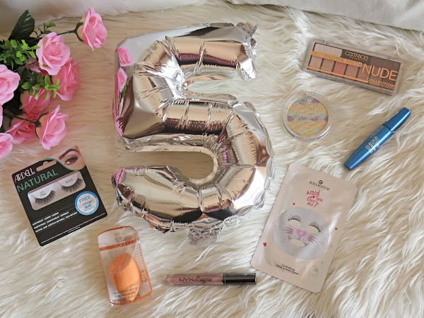 5 Anos no Blog! | Giveaway