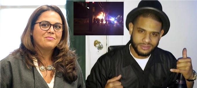 Fiscal promete investigación rápida y exhaustiva sobre brutal golpiza de policías a dominicano en Nueva Jersey