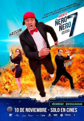 Agente Ñero Ñero 7 2016 DVD Custom NTSC Latino