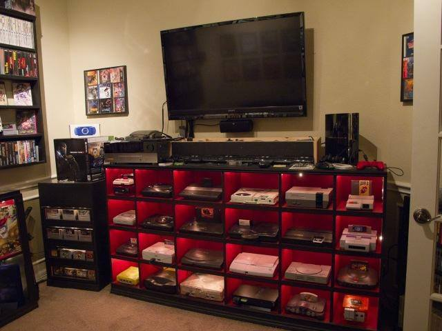 consolas de videojuegos todas