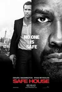 Safe House 2012 Mobile Movie Dual Audio HEVC 100mb