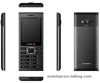 Symphony T150 Feature, Specification, Price In Bangladesh