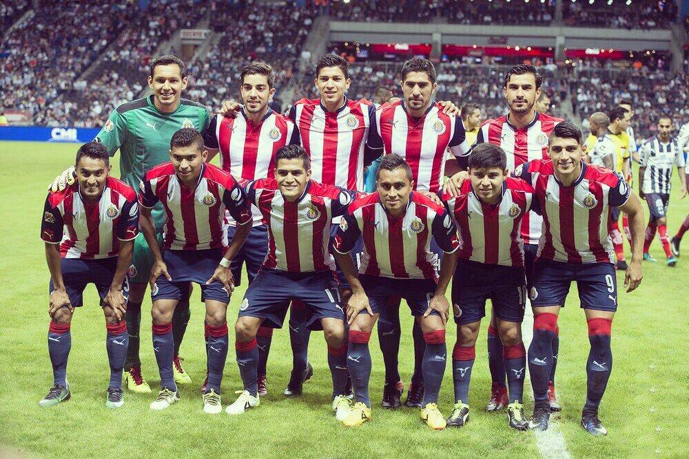 Club Deportivo Guadalajara.