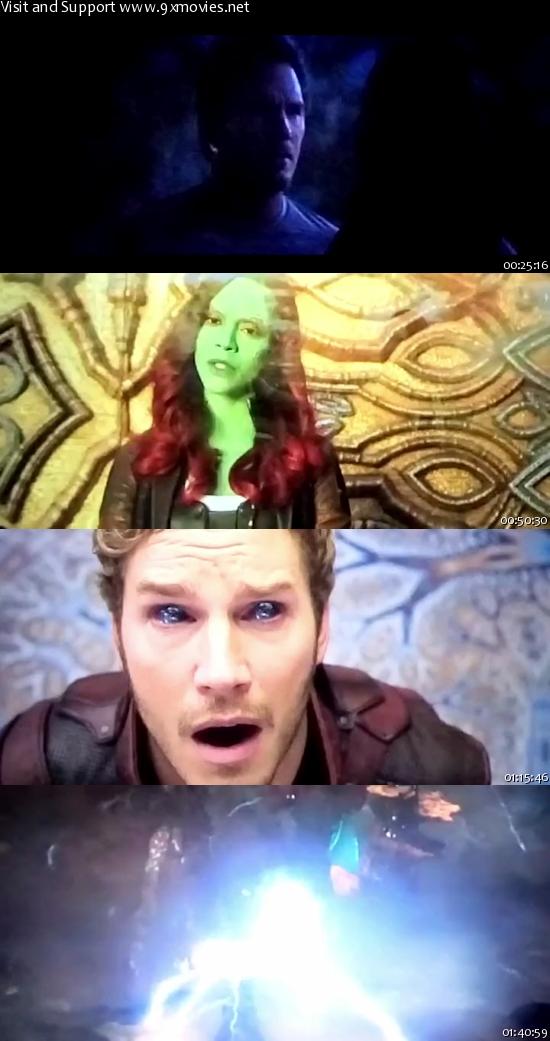 Guardians of the Galaxy Vol 2 2017 English HDCAM x264 700MB