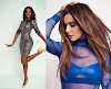 Oti Mabuse sizzles in sequinned minidress while Cheryl flashes her bra