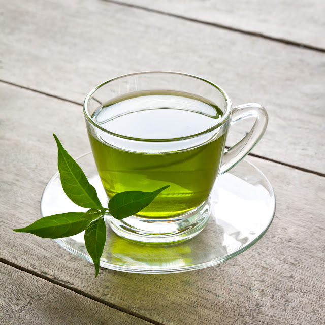 What are the benefits of green tea ? - rictasblog