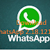 Download WhatsApp 2.18.121 APK dan Cara Install WhatsApp 2.18.121 APK
