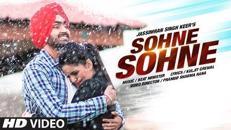 Jassimran Keer Sohne Sohne New Music Video Latest Punjabi Song 2016