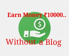 How to earn Money Without A Website